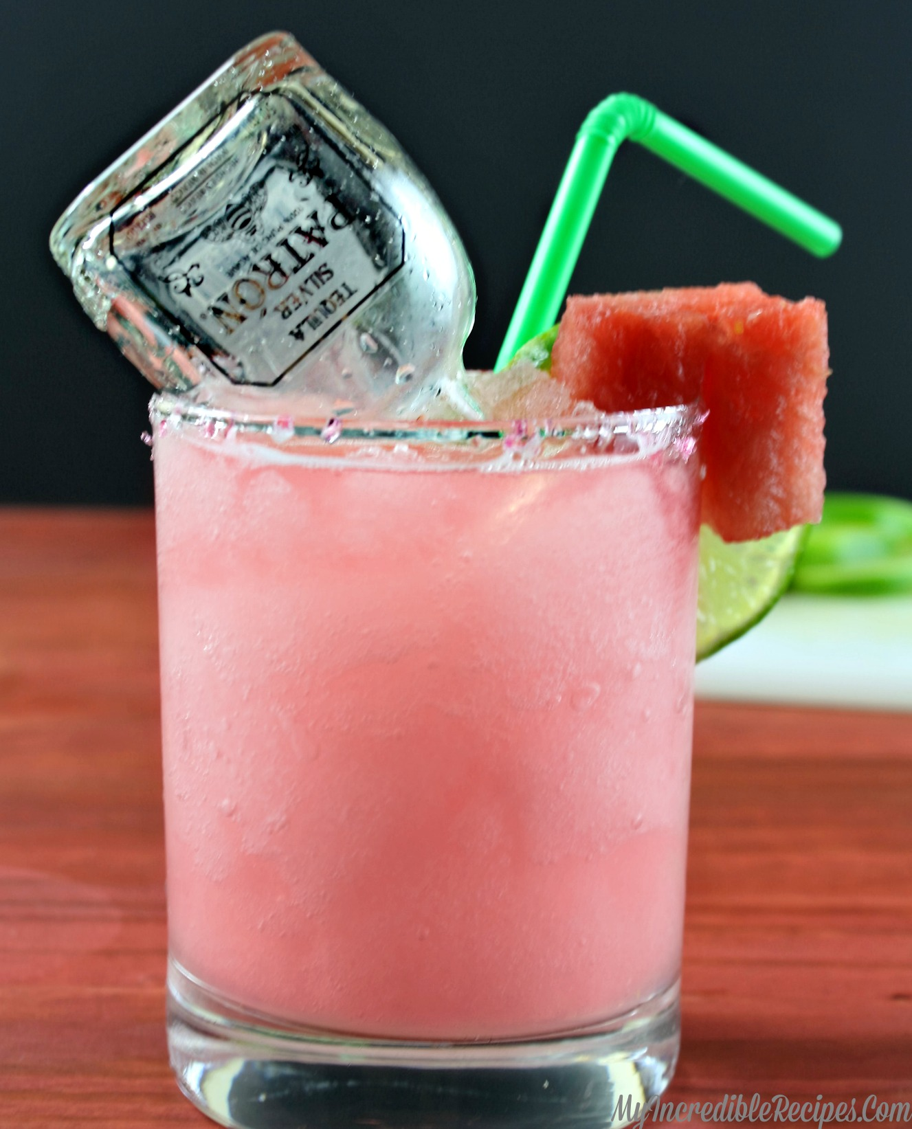 Watermelon Margaritas!