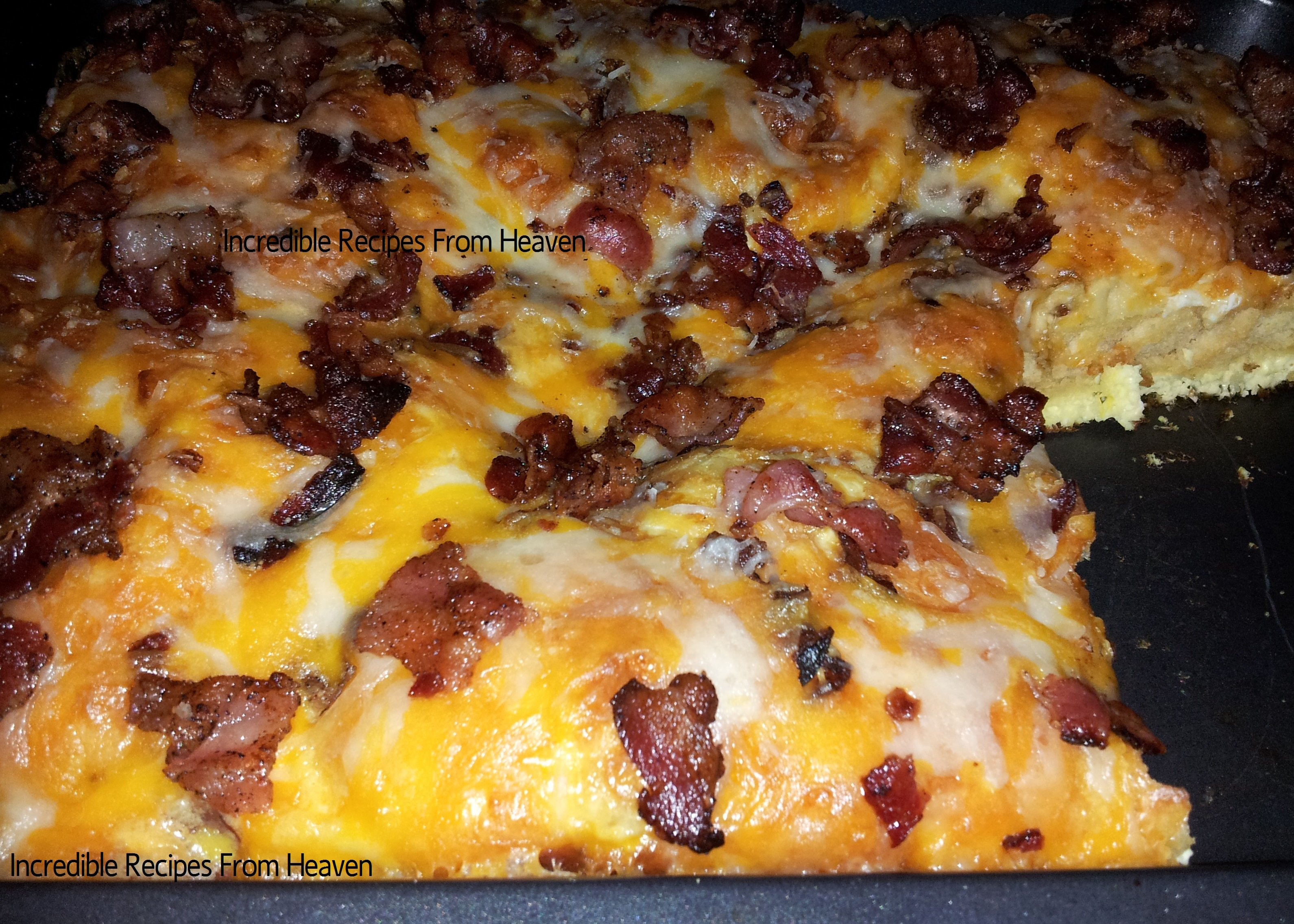 recipe: bacon egg and cheese biscuit bake tasty [3]