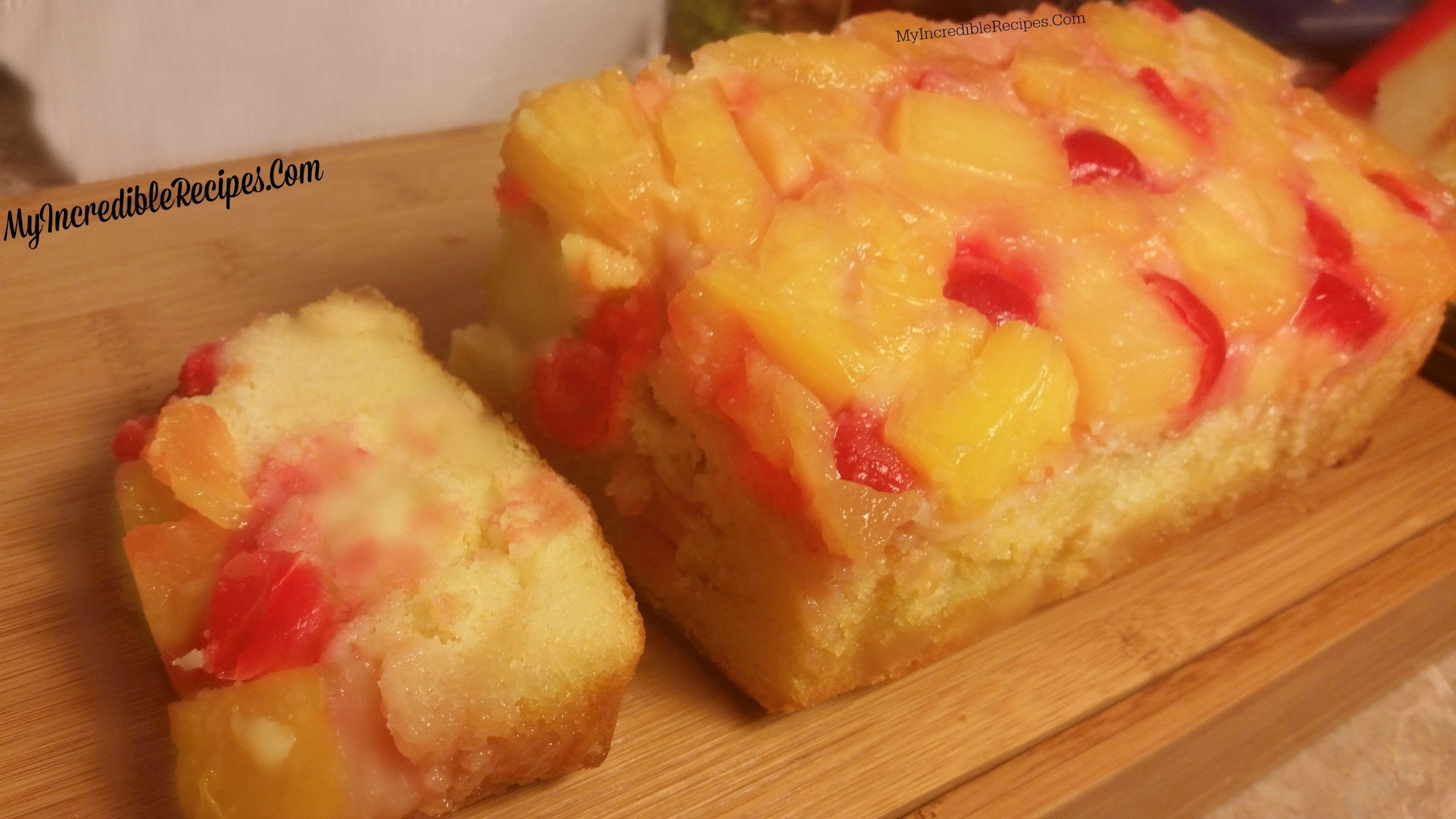 Pineapple upside down bread pudding recipes