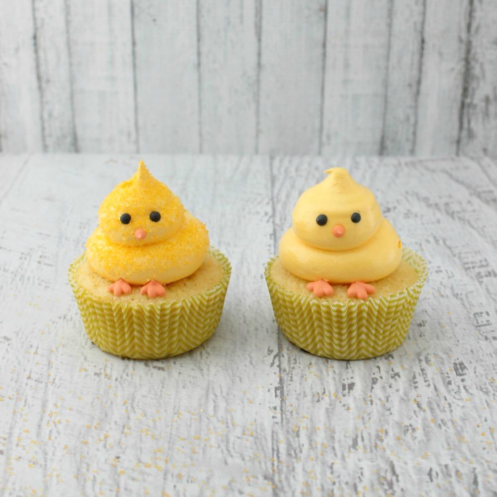15 Adorable Easter Cupcake Recipes