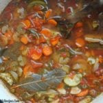 Delicious Homemade Vegetable Soup!