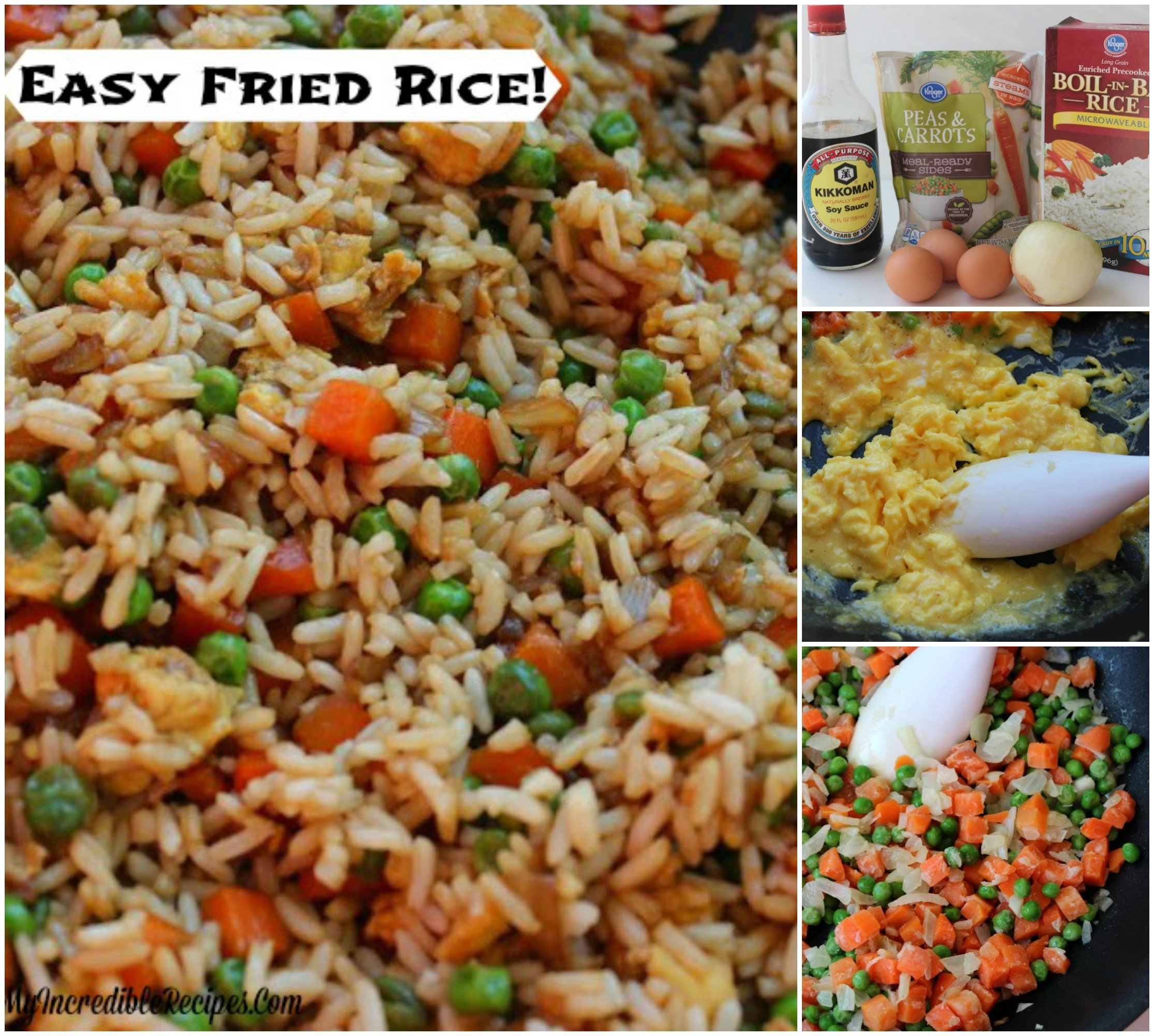 Easy fried rice 1 ccuart Choice Image