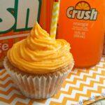 Orange Creamsicle Cupcakes!