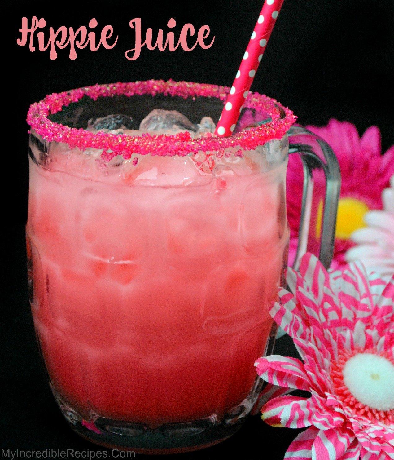 HIPPIE JUICE