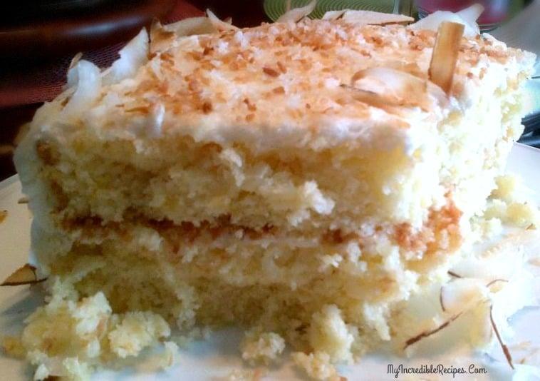 Paula Deen Coconut Cake Recipe From Scratch