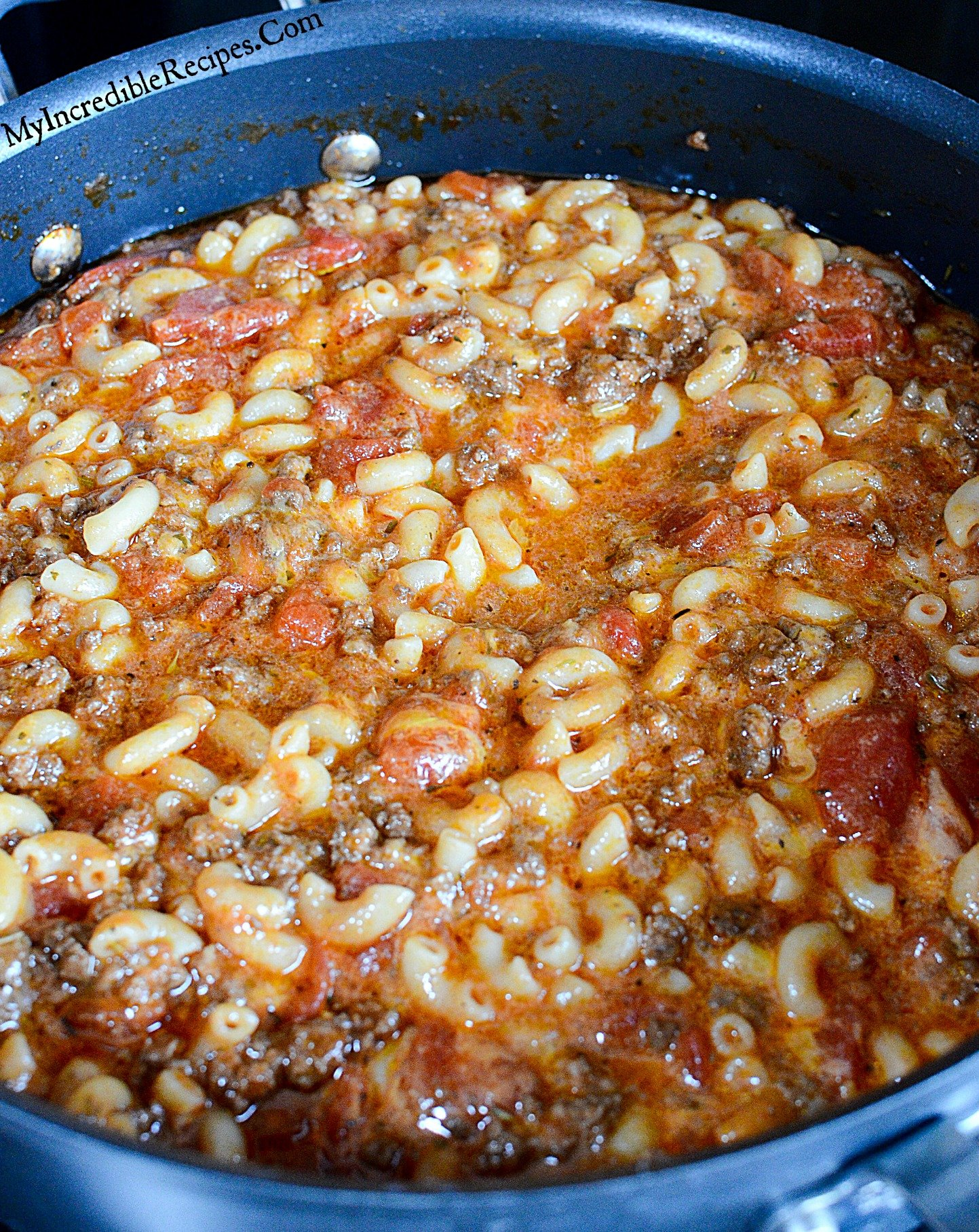 Old Fashioned Goulash My Incredible Recipes