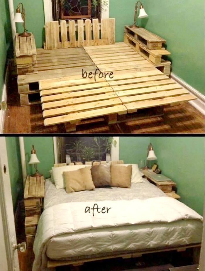 Diy Pallet Ideas You Will Love