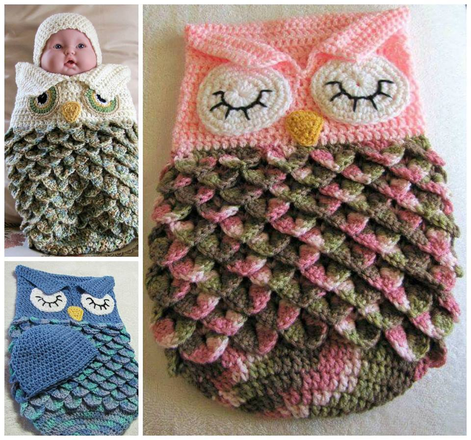 Crochet Cat Cocoon for Baby | Pattern available here: www.ra… | Flickr | 897x960