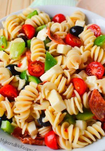 Italian Pasta Salad!