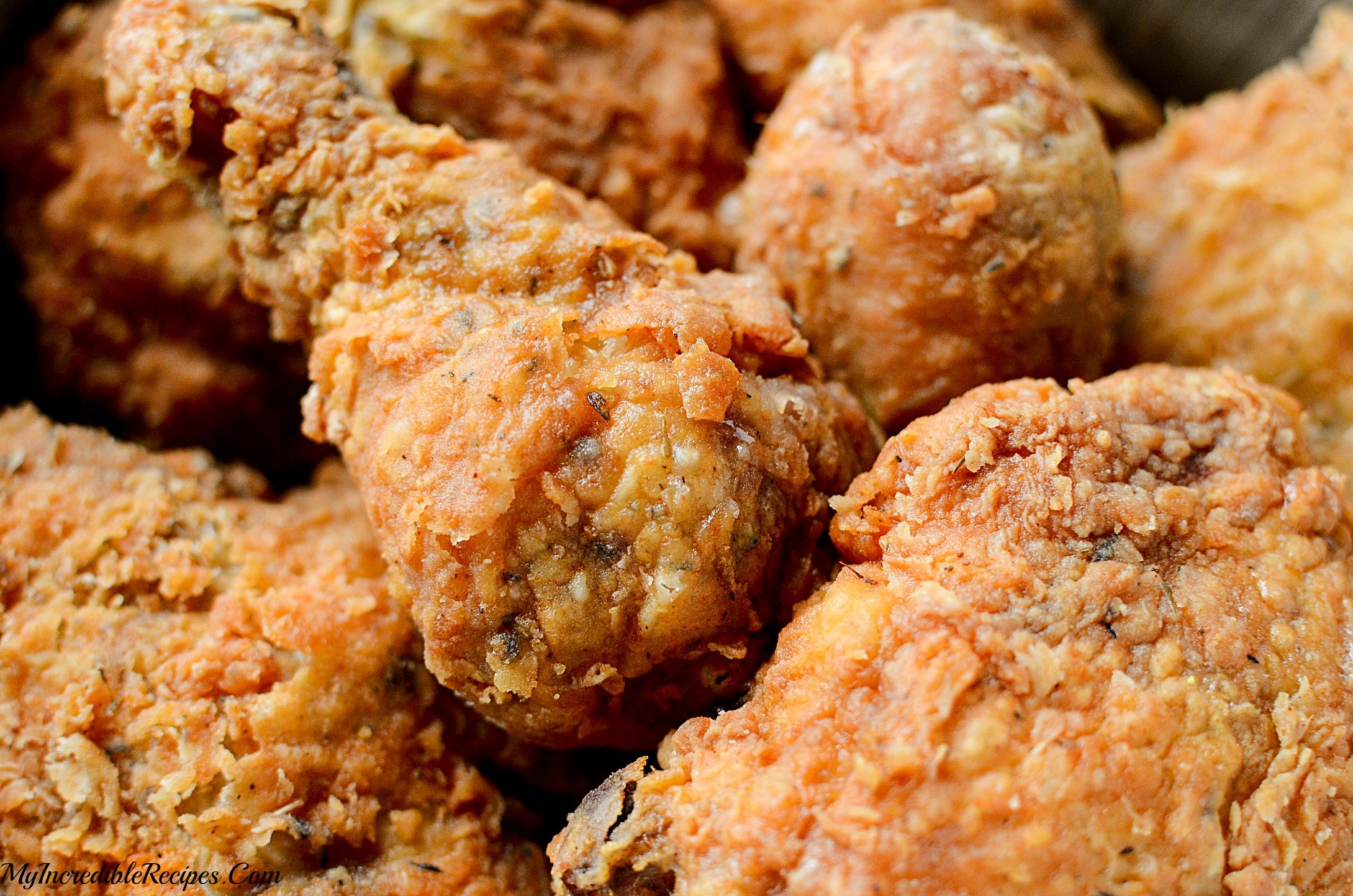 how to make kentucky fried chicken recipe