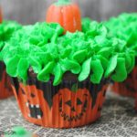 Pumpkin Patch Cupcakes!