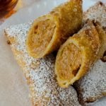 Pumpkin Pie Egg Rolls!