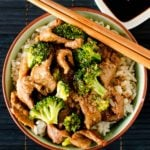 Slow Cooker Beef & Broccoli!