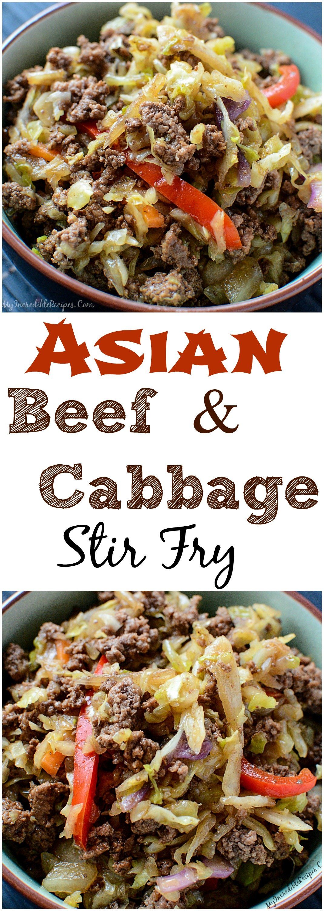 Asian Ground Beef And Broccoli Recipes