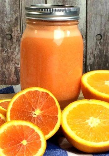 Orange Creamsicle MOONSHINE!
