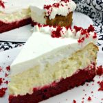 Knock You Naked Red Velvet Cheesecake!