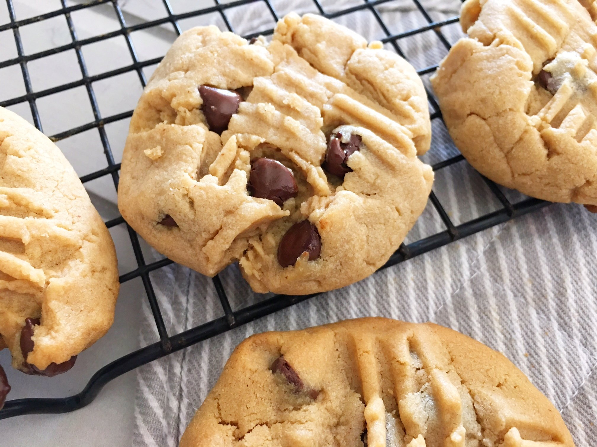Toll House Chocolate Chip Cookies Recipe Peanut Butter