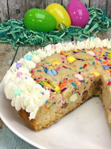 Easter Cookie Pie!