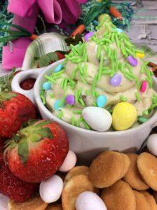 Springtime Cheesecake Dip!