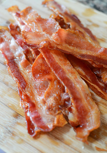 How to cook Bacon PERFECTLY every time in the oven!