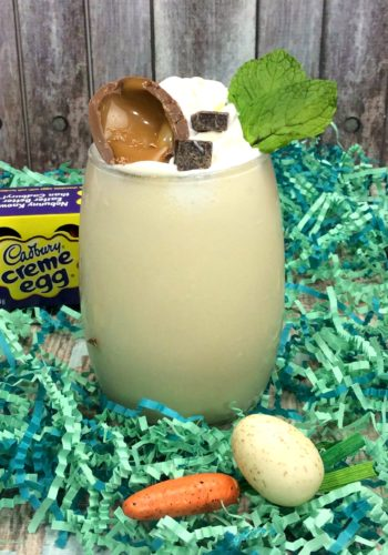 Cadbury Creme Cocktail!