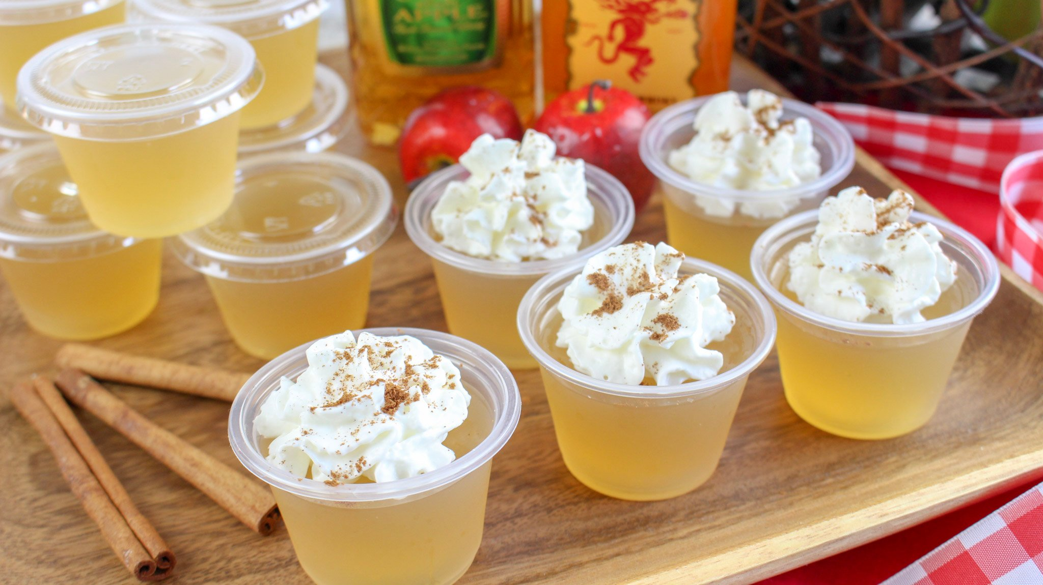 how to make the best apple pie shots