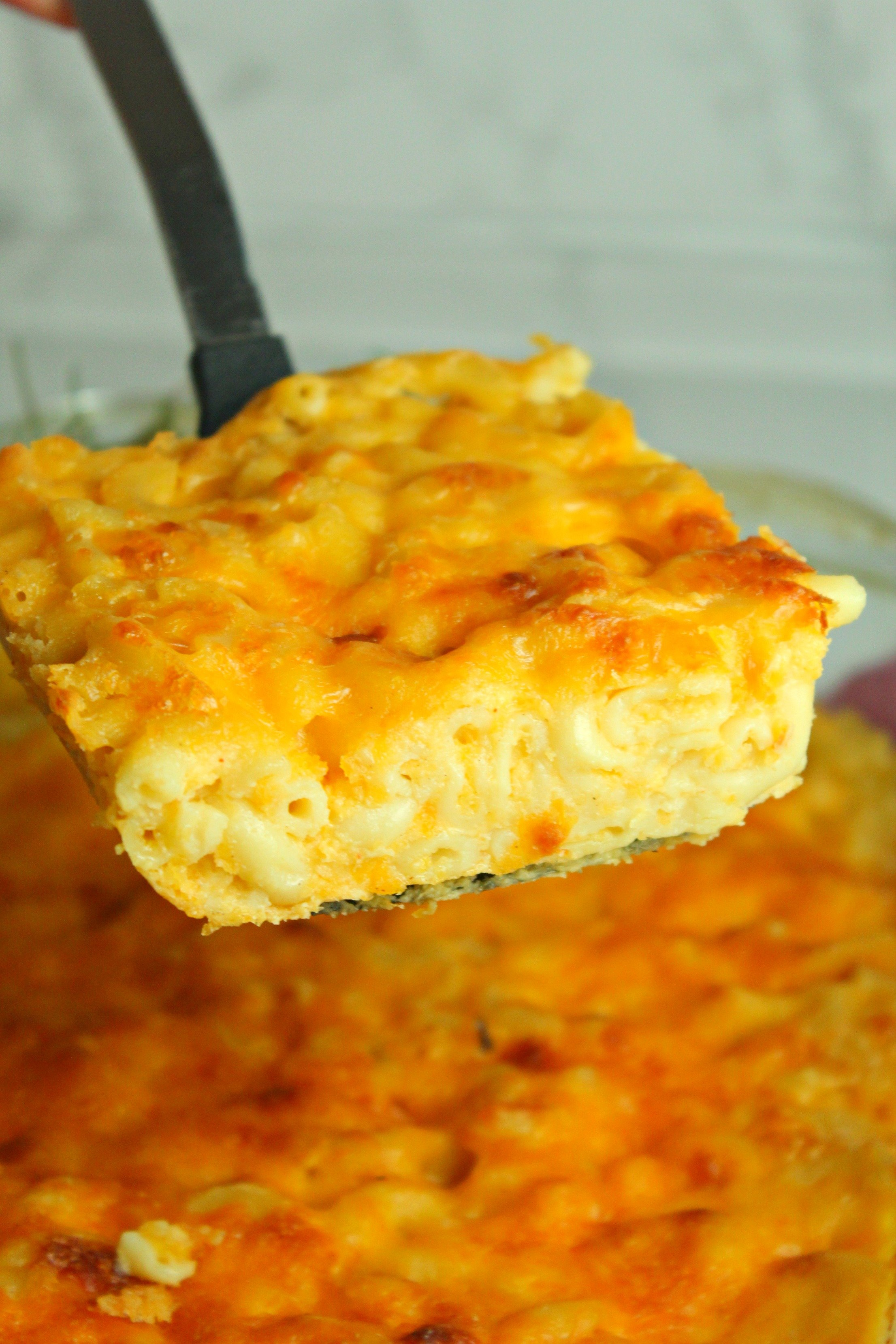 Southern Baked Macaroni Amp Cheese